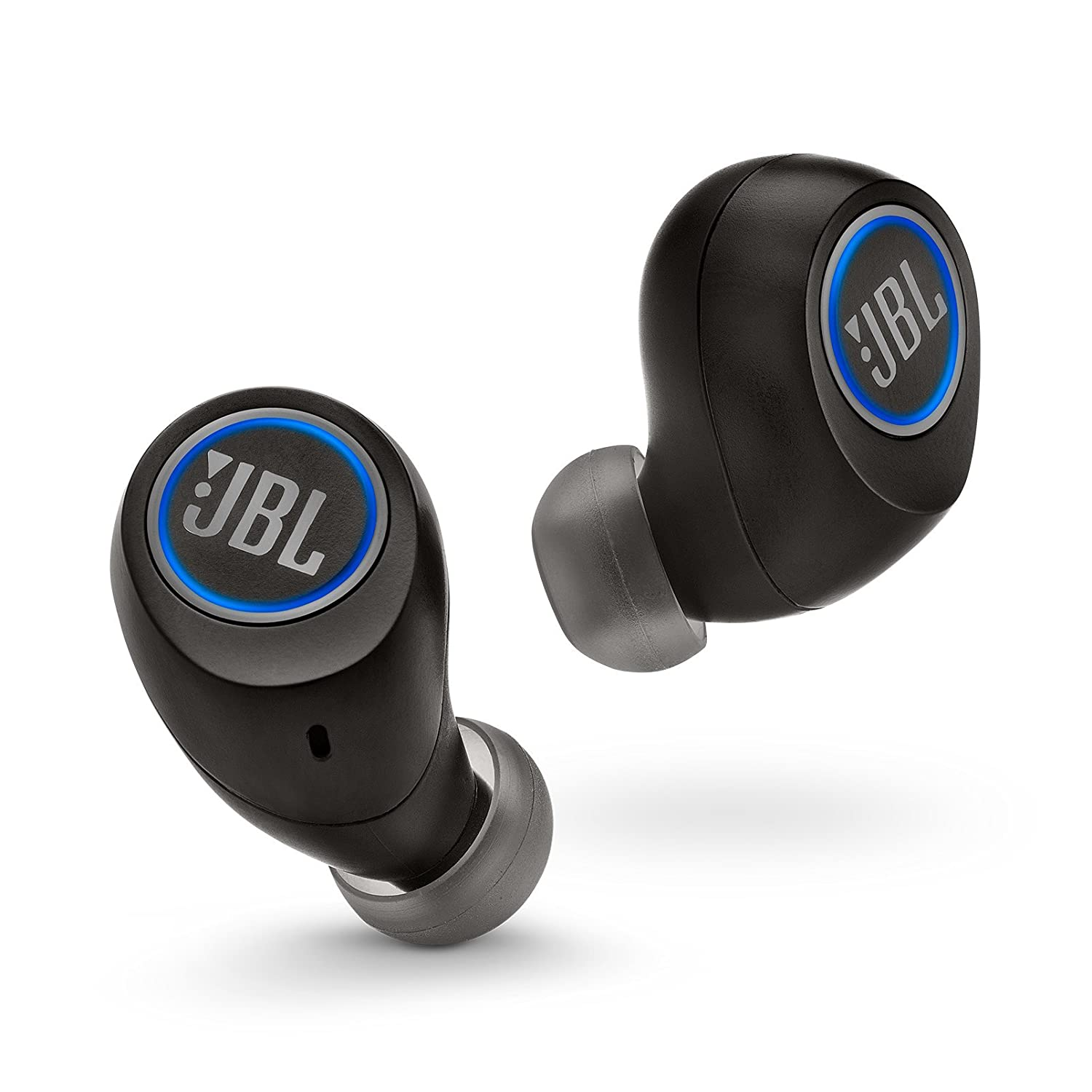 JBL Free Wireless In Ear Headphones (Black)