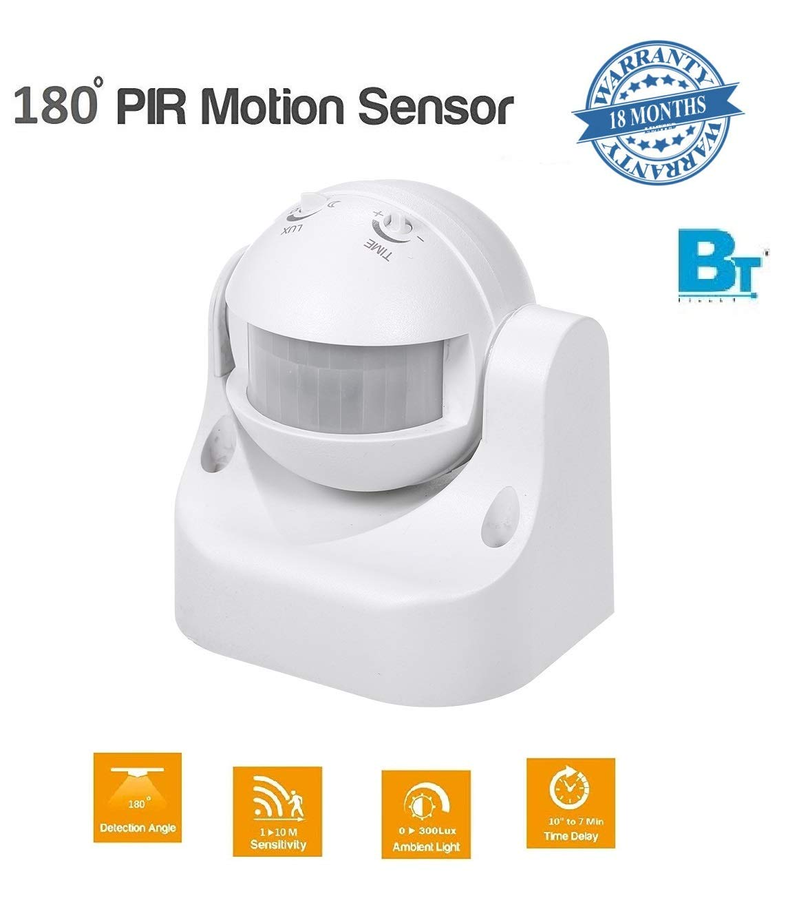 Motion Senser Burglar Alarm System With Free Delivery And Installation
