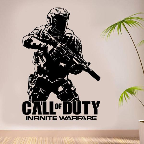 Call of duty Wall Sticker
