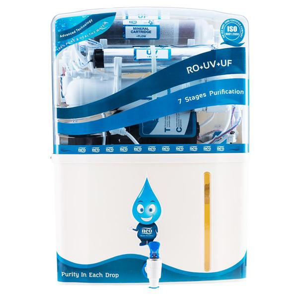 NEO SPRING 7 Stage Technology Water Purifier 12 Litre