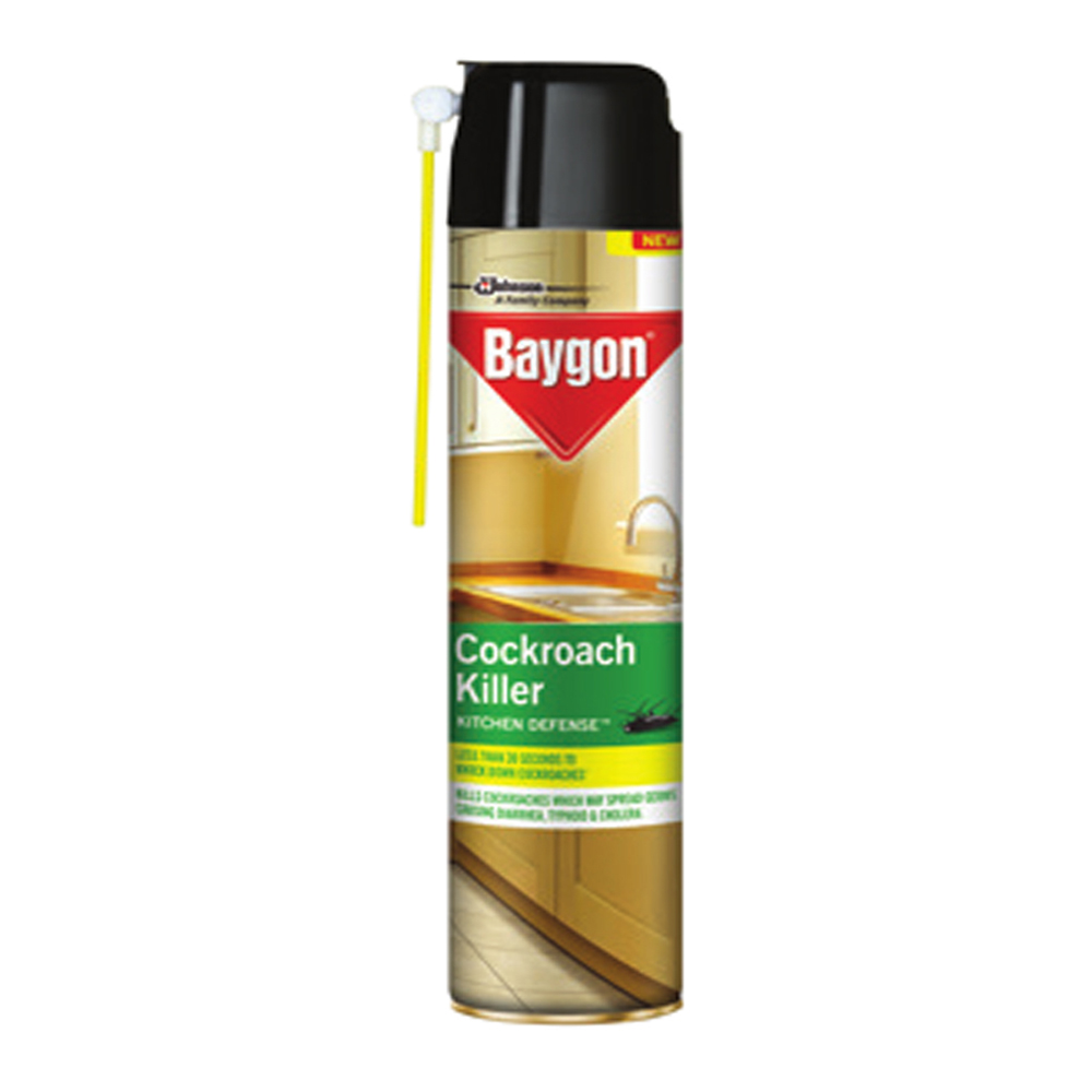 Baygon Crawling Insect Cockroach Killer-200ml