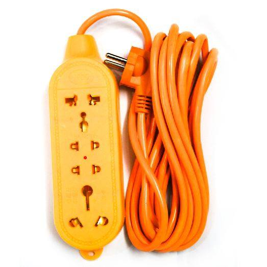Yellow multi-plug
