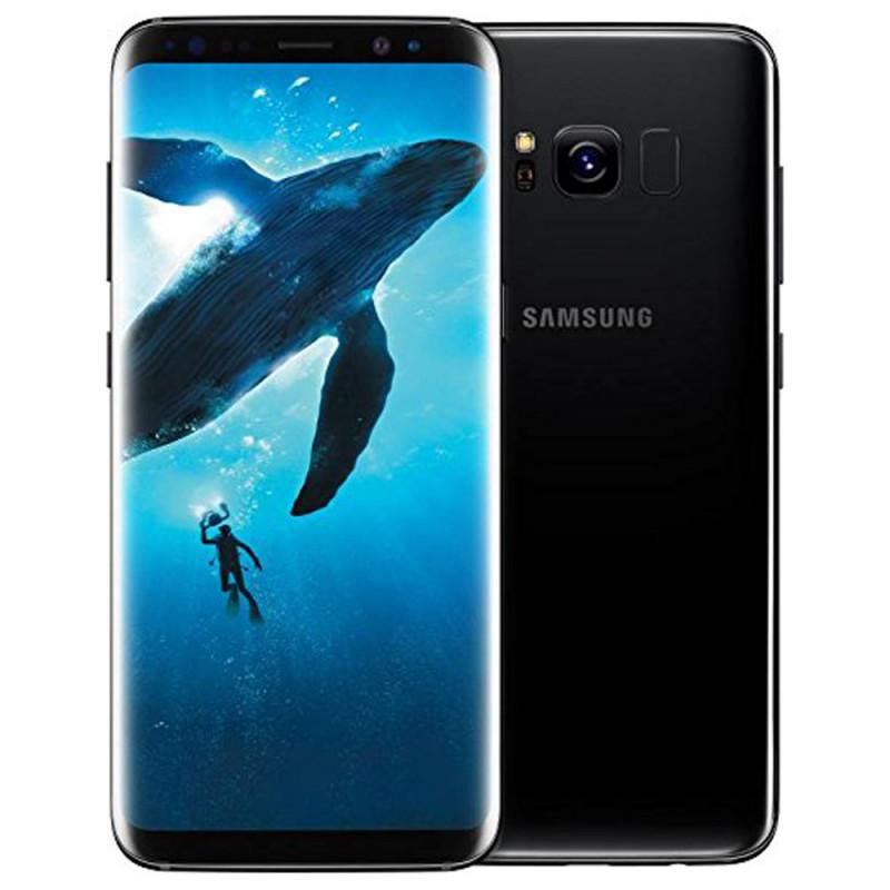 Samsung Galaxy S8+  4GB RAM 64GB ROM  3500 mAh battery
