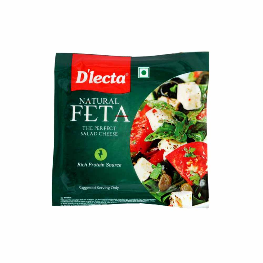 D'lecta Feta Cheese-250g