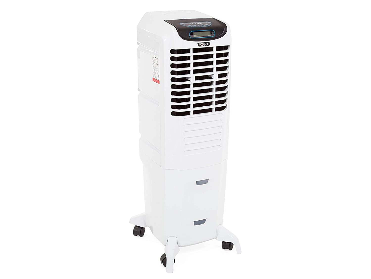 Vego Empire I 55-Litres Tower Air Cooler, SMART LCD with Remote