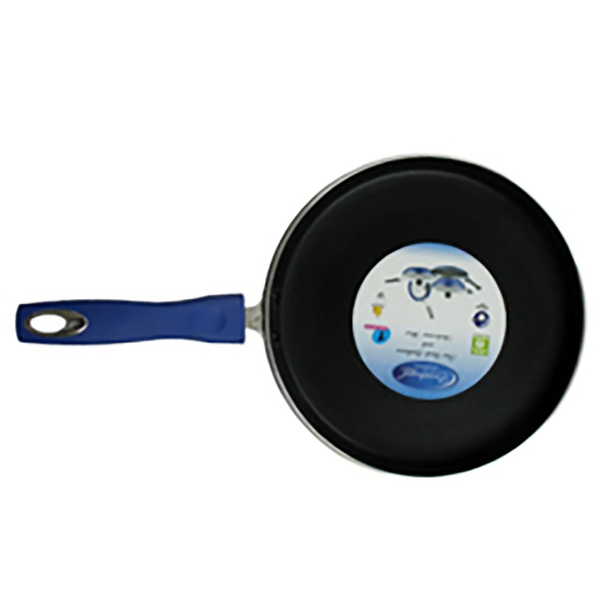 Devidayal Induction Base Non Stick Soft Touched Blue Handle Dosa Tawa 280 mm