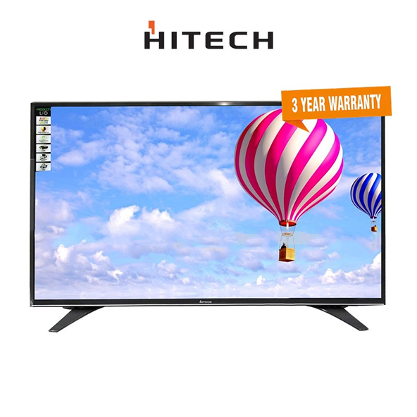 Hitech 43 Inch Android Smart LED TV (43SH9000)