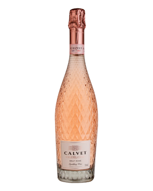 Calvet Celebration Brut Sparkling Rose 750ML