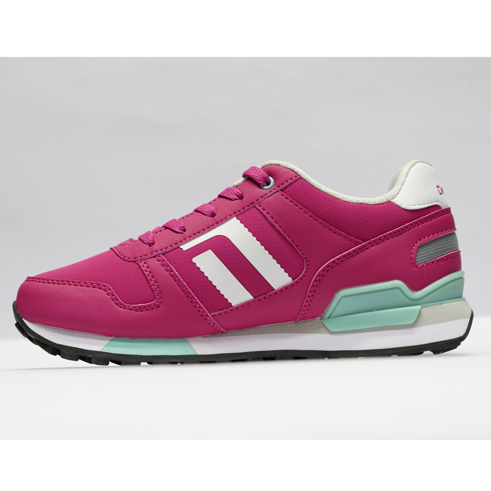 Deerway FUXIA/Silver Grey Sport Shoes-74524543-3