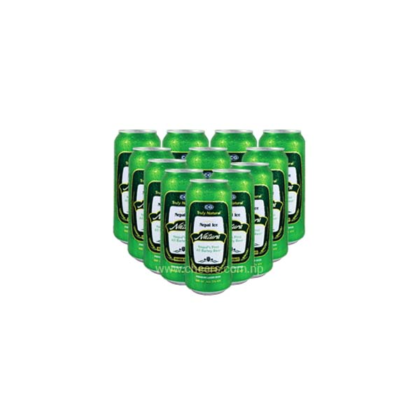 Nepal Ice Natura 500 Ml X 12 Cans