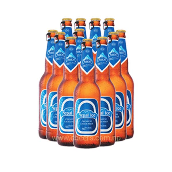 Nepal Ice Premium 650 Ml X 12 Bottles