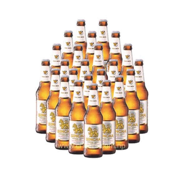 Singha 330Ml X 24 Bottles