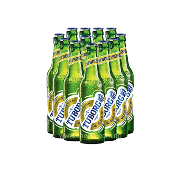Tuborg 650 Ml X 12 Bottles