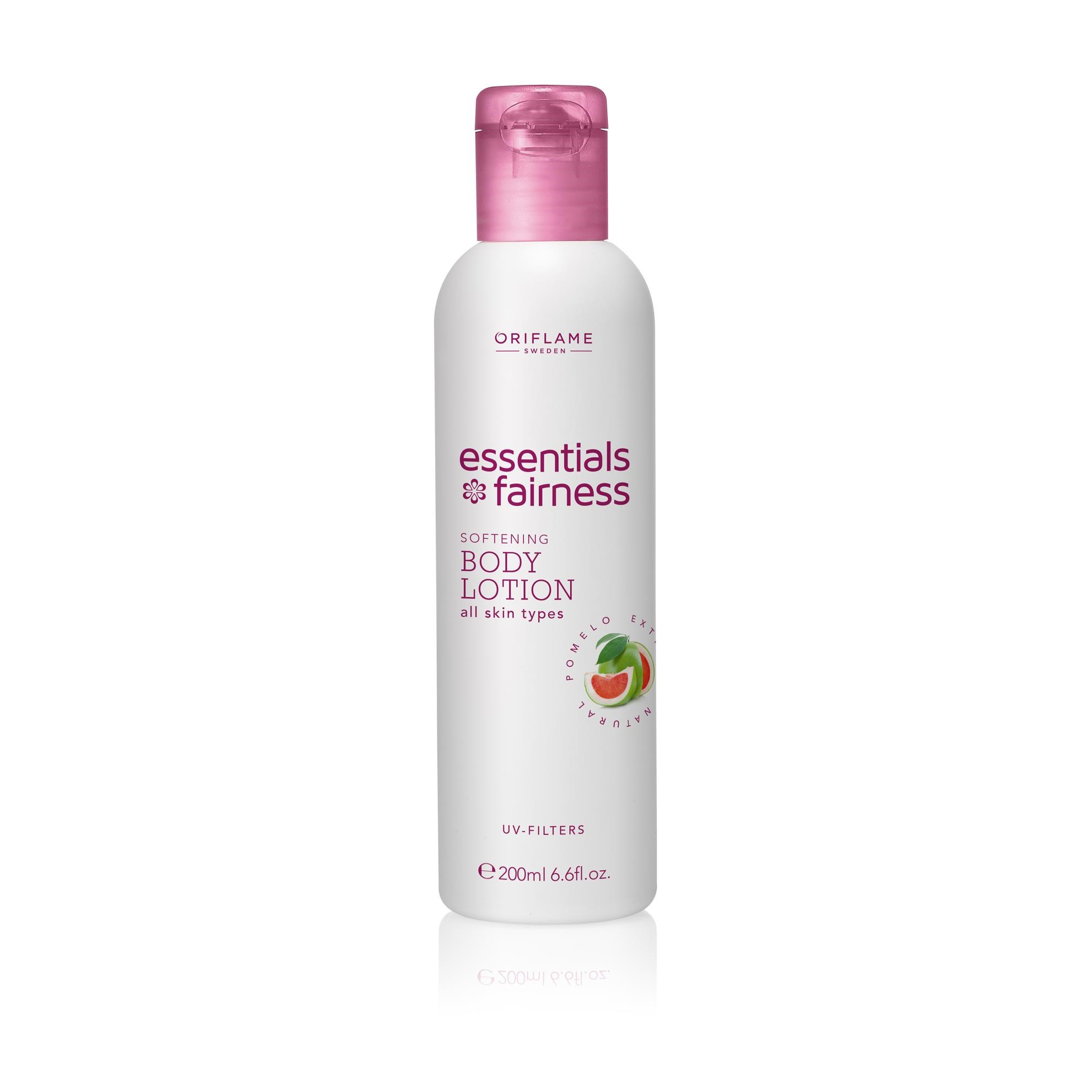 Oriflame Essential Fairness Softening Body Lotion- 200ml