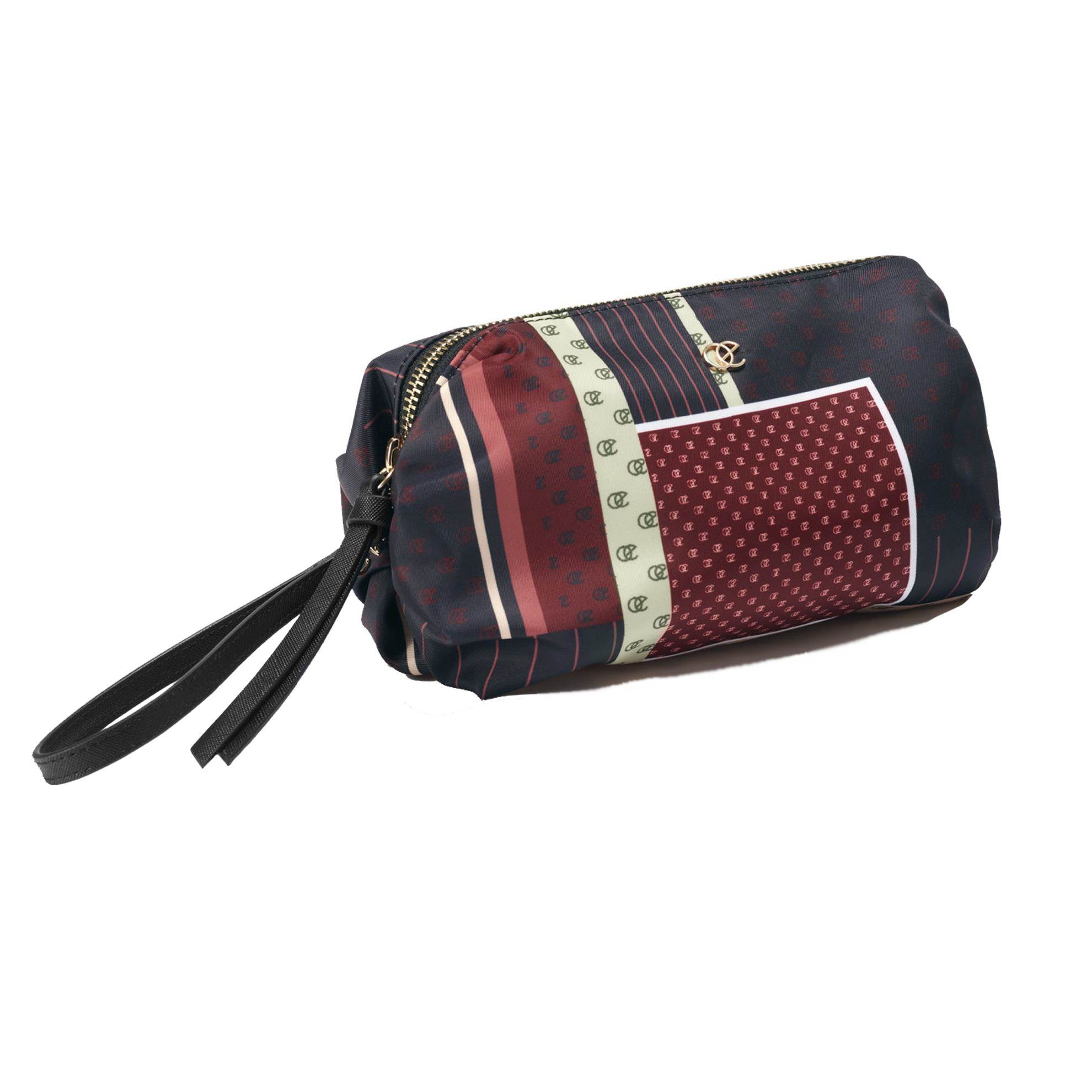 Oriflame Haga Printed Cosmetic Pouch