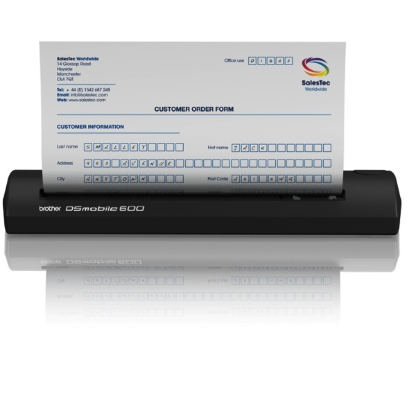 Brother Professional Mobile Document Scanner(DS-600)