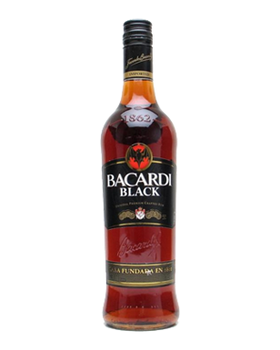 Bacardi Black 750ML