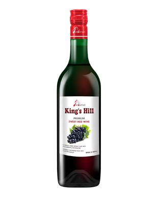 King's Hill Sweet Red 750ML
