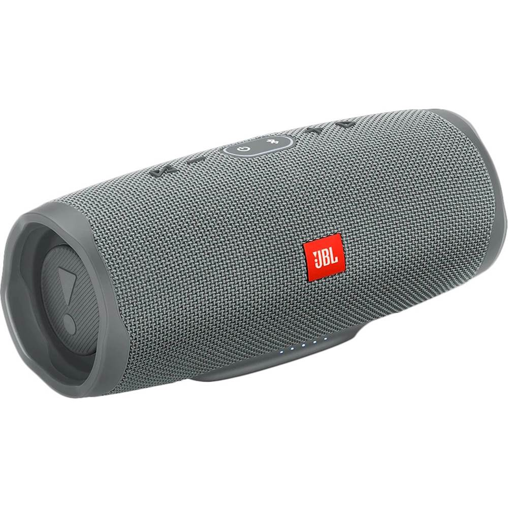 JBL Charge 4 IPX7 with In-Built Powerbank 30 W Portable Bluetooth Party Speaker - Grey