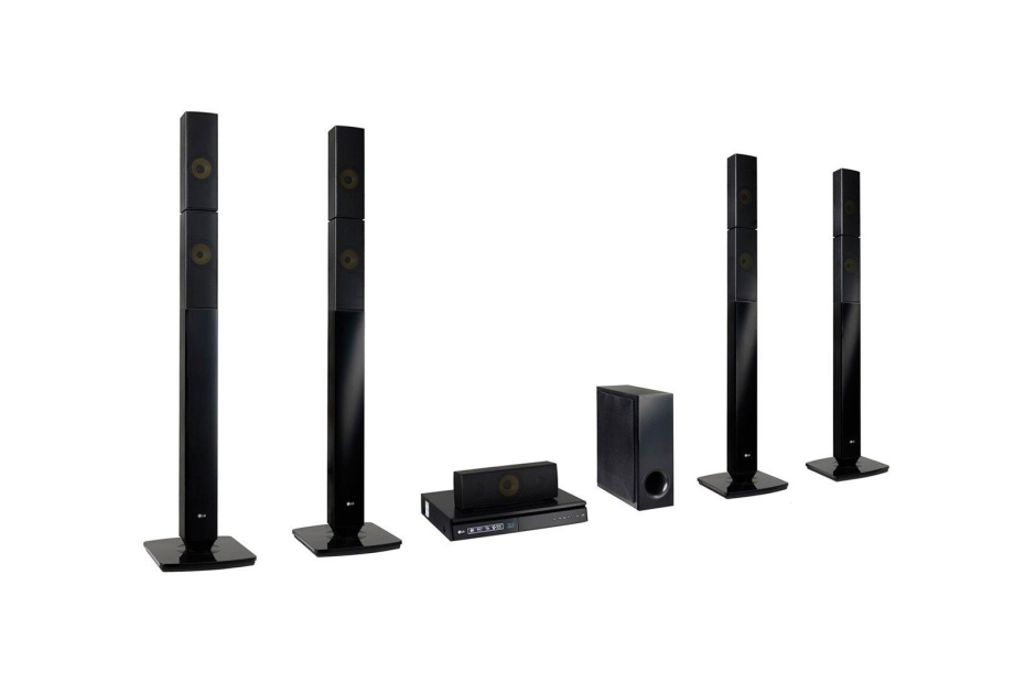 LG 1000W Home Theater System-LHB655N