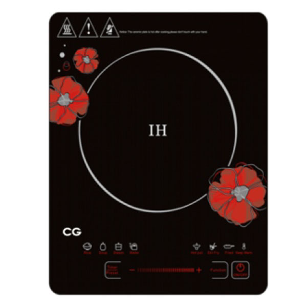 CG 2000W Induction Cooker-CGIC20D02