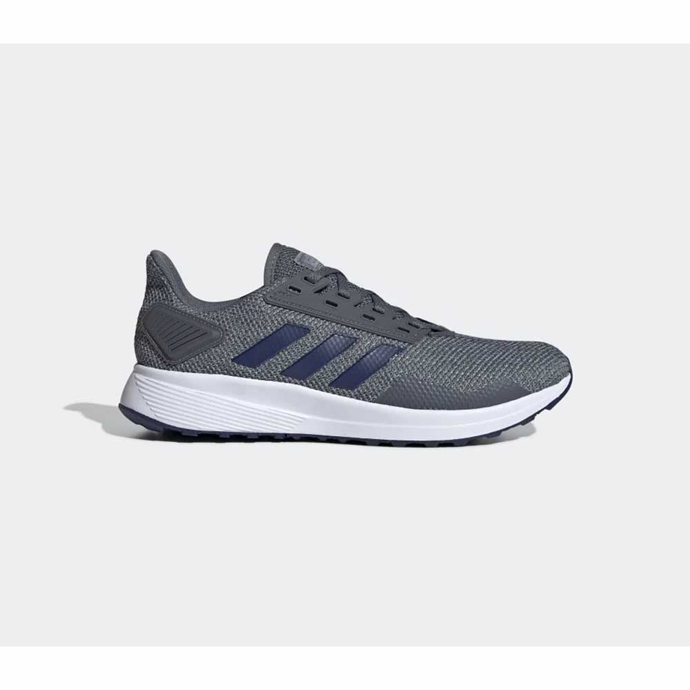 Adidas Grey Duramo 9 Running Sports Shoes For Men EE7925