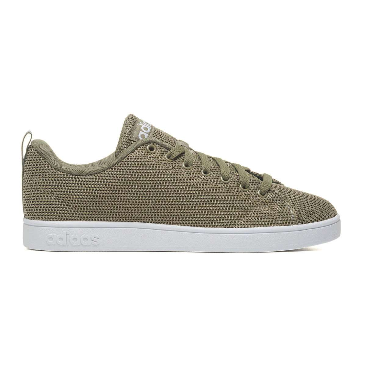 Adidas Army Green VS Advantage CL Casual Shoes For Men F34436