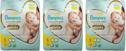 Pampers Premium Pant - 70's (XS) x 4 INR 1049 [82301415]