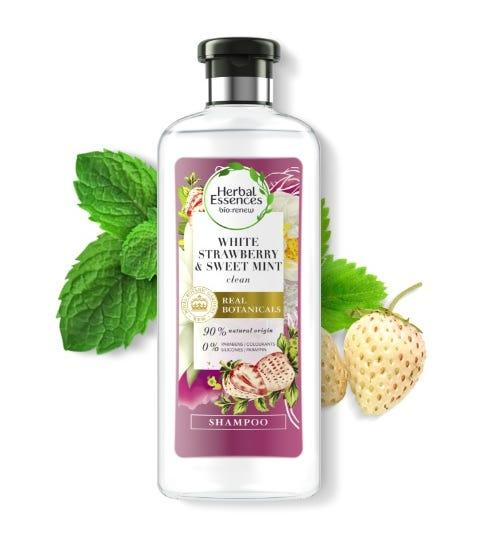 Herbal Essence Daily Cleanse White Strawberry & Sweet Mint Shampoo-400ml
