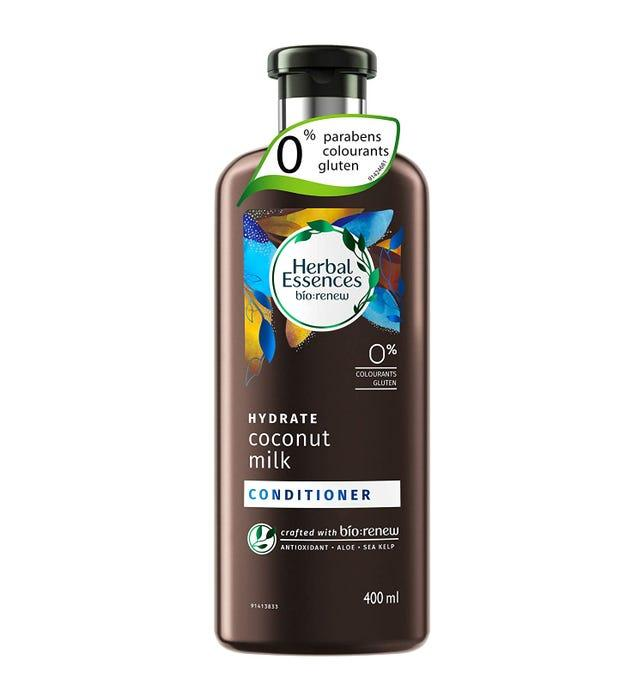Herbal Essence Hydrate Coconut Milk Conditioner-400ml