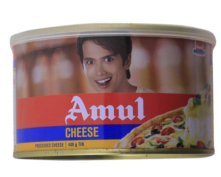 Amul Can cheese 400gm