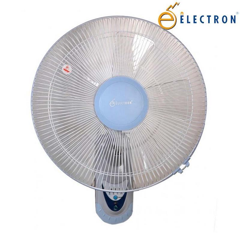 Electron El-503R E-Sky Wall Fan With Remote And Timer