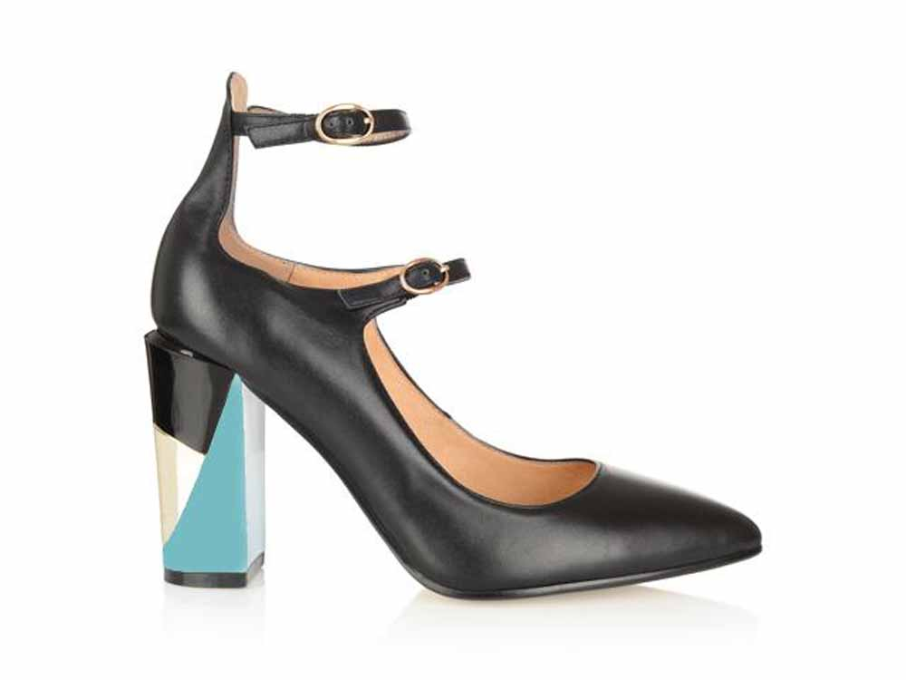 Yull Shoes Westminister High Heel
