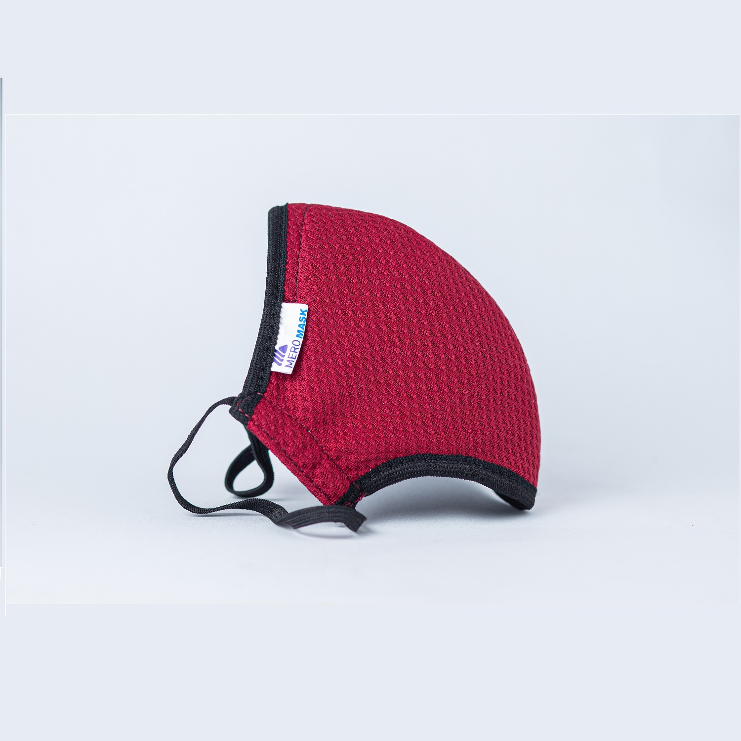 Mero Mask - Red With Filter - Unisex