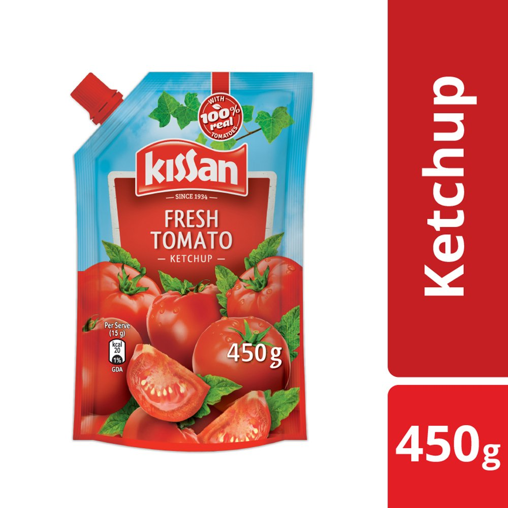 Kissan Fresh Tomato 450gm
