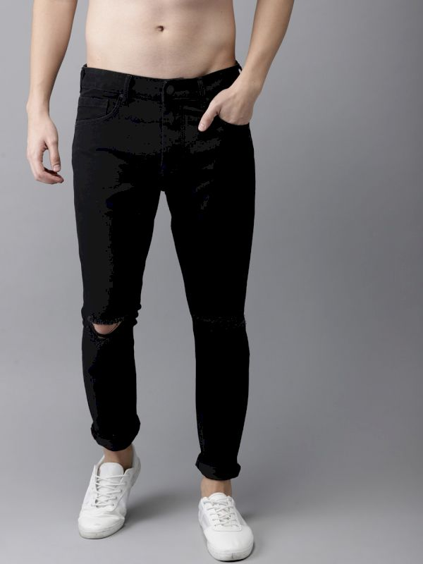 HERE&NOW Men Slim Fit Jeans