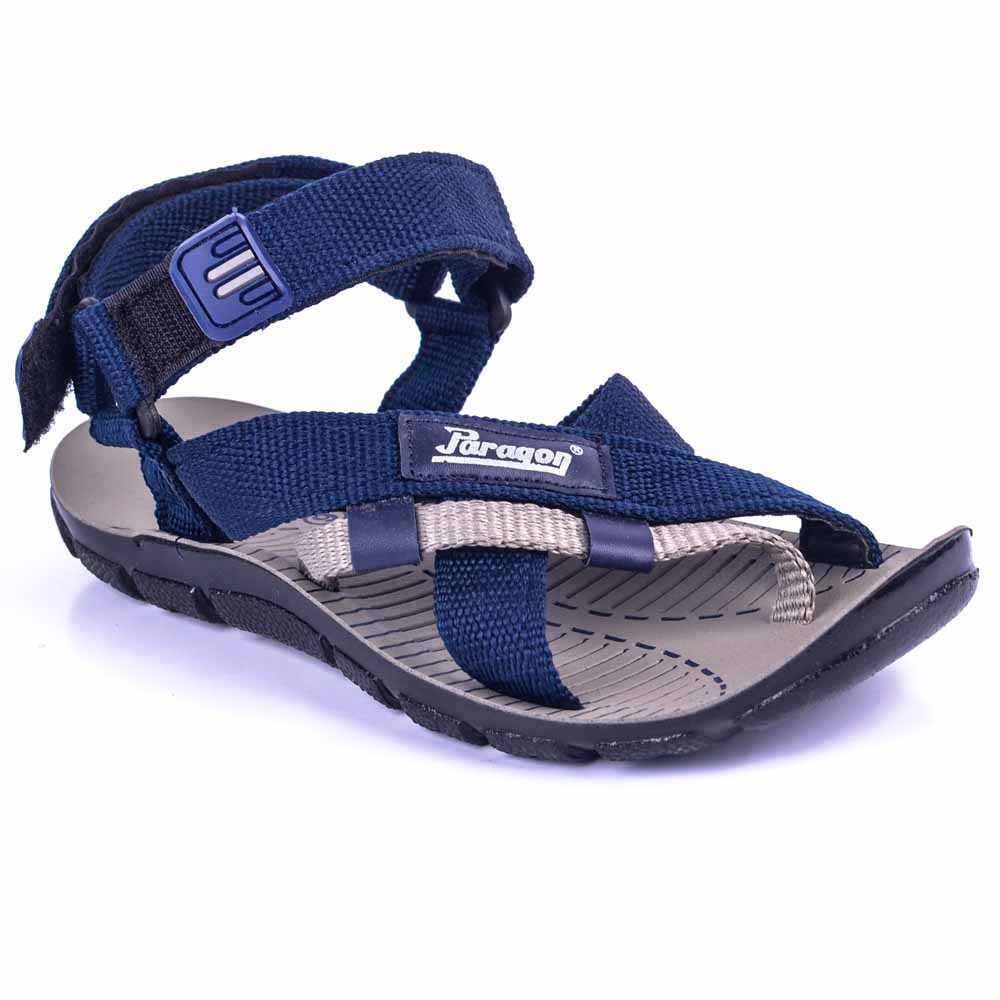 Paragon Blue Slickers 08910 Slippers For Men