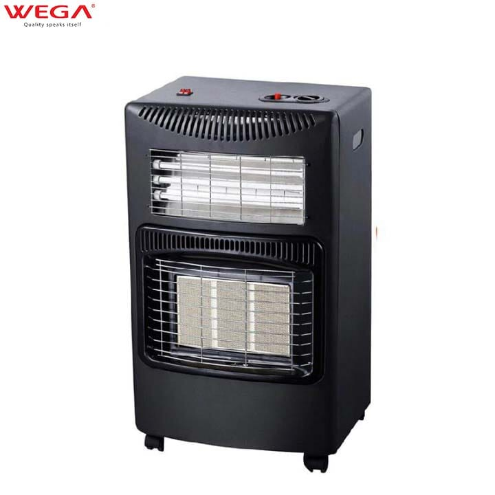 Wega Gas + Electric (2 In 1) Room And Office Heater.