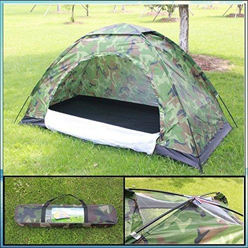 Camping/ Hiking/Trekking/ Playing Tent Military 3 Persons Tent Waterproof