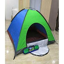 Camping Tent Trekking Tent Playing Tent Mosquito Tent 4 Persons