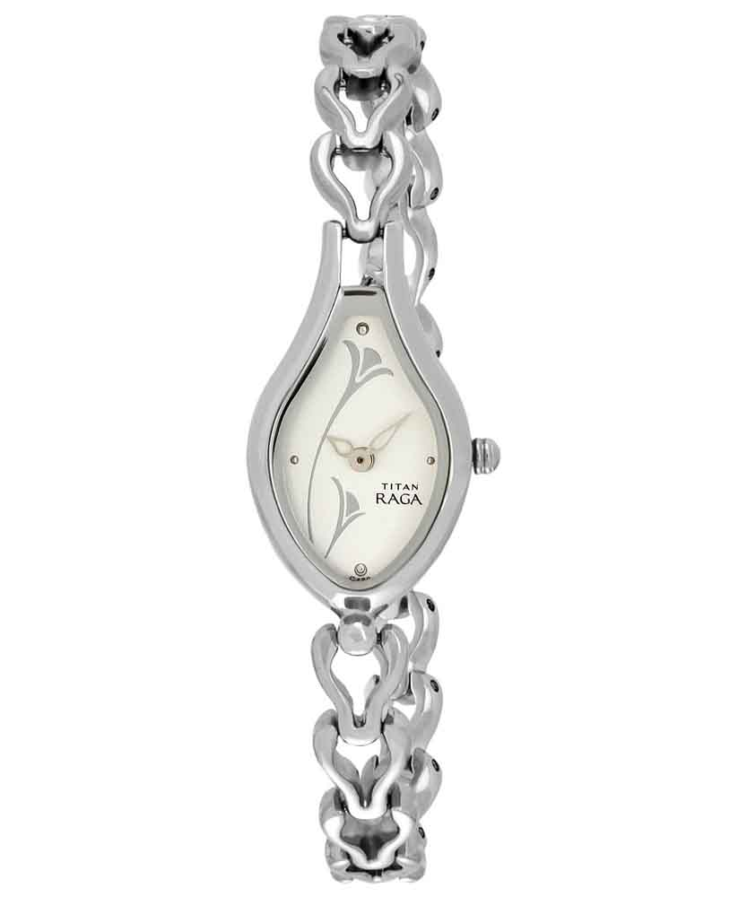 Titan Analog Multiclolor Dial Watch for Women 2457SM01