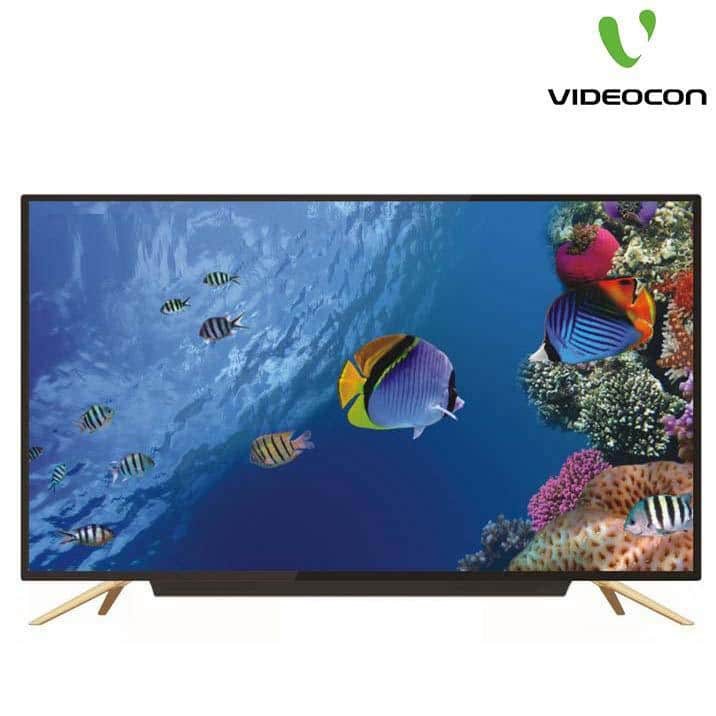 Videocon 50 Inch Android Smart 4K LED TV (50DN4-L)