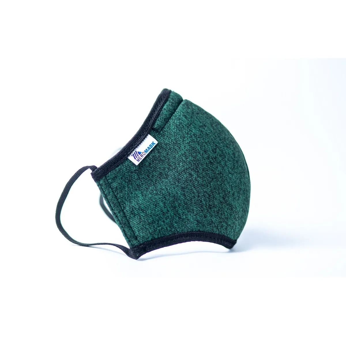 Mero Mask Green Without Filter For Men