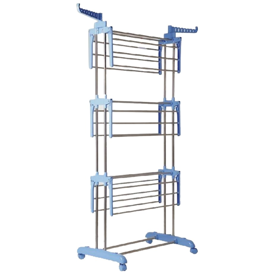 Stainless Steel Cloth Dryer Stand, Large(40 Kg)