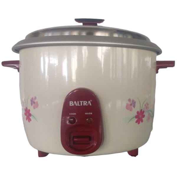 Baltra Dream Electric Rice Cooker 2.8 Litre BDT1000