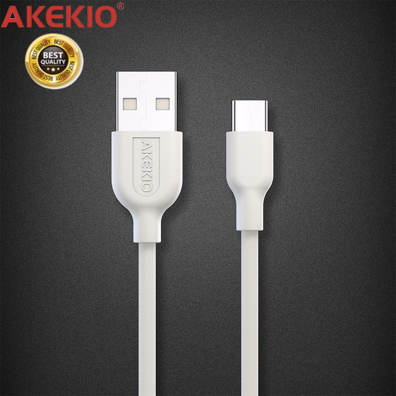 Akekio UC08 2.4A Fast Charging Micro USB Data & Charging Cable For Android Device