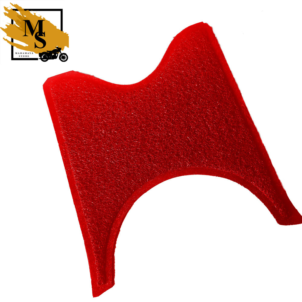 Red Dio Mat For Dio Scooter