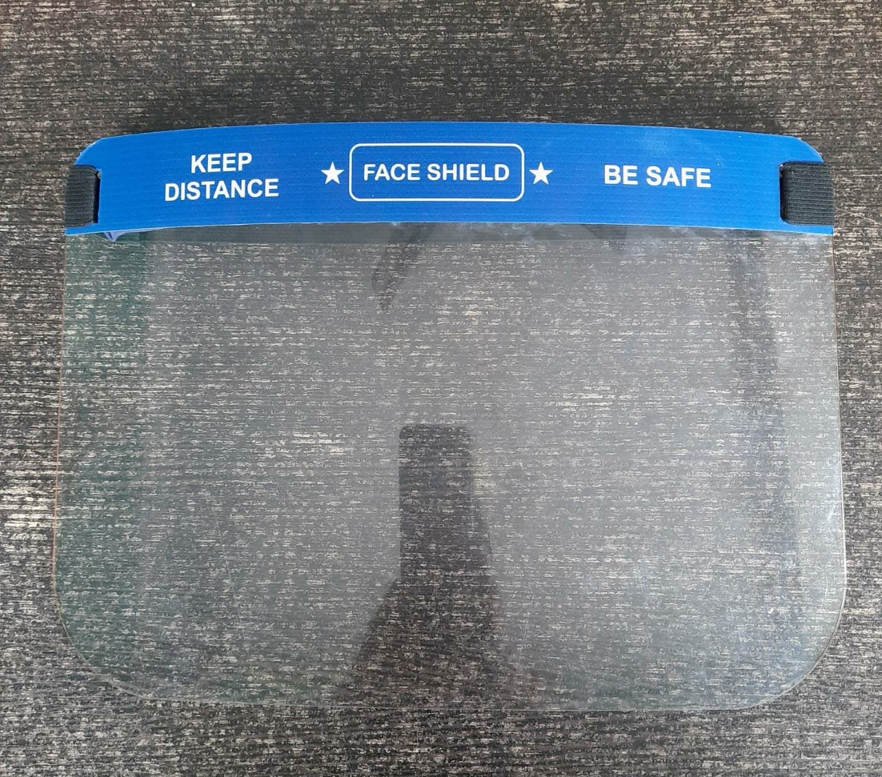 Face Shield Polycarbonate 0.8mm