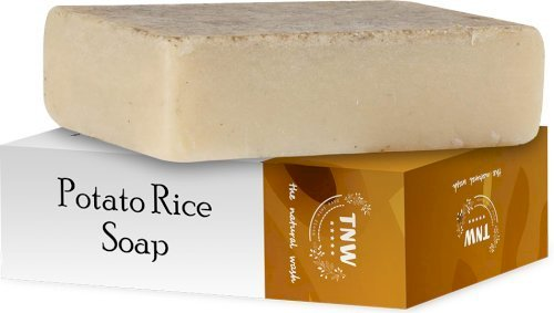 Tnw - The Natural Wash Potato Rice Soap 100 G