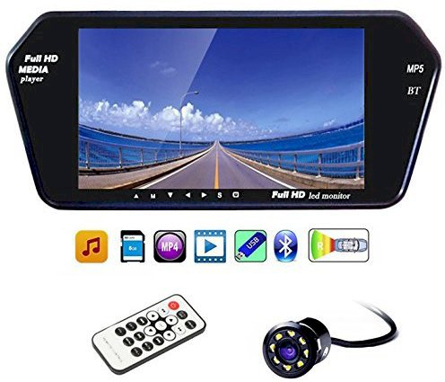 Enfield Works 10 Enfield Works Full Hd Touch Screen Bluetooth Led Screen & Led Reverse Camera Parking Sensor Electromagnetic Systems